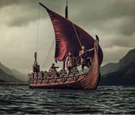 Viking raids and settlement around Europe (793-1063CE)