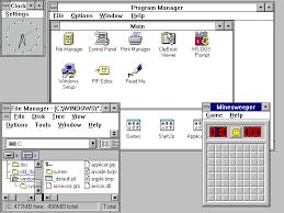 Windows 3.10