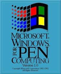 Windows for Pen Computing