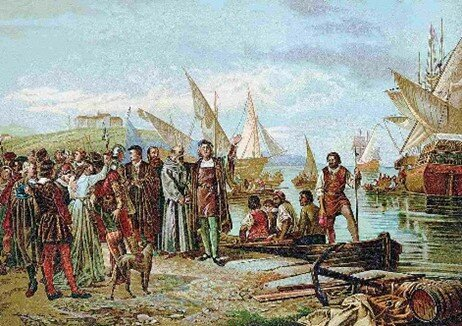 Age of Discovery (1492-1778CE)