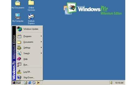 Windows ME (Millenium Edition)
