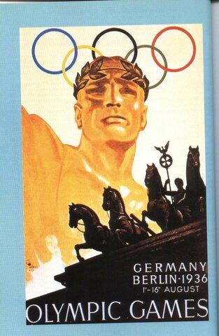 LOS JUEGOS OLIMPICOS DE BERLIN EN 1936!