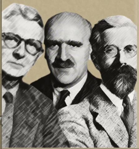 Genética de poblaciones 1930
