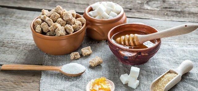 lo zucchero diventa il dolcificante più in uso