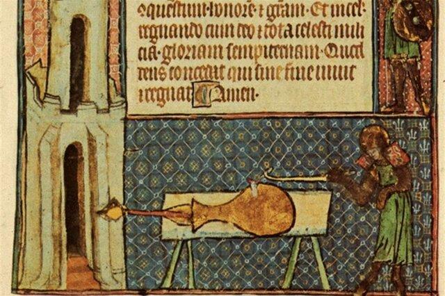 frate Ruggero Bacone menzionò nei suoi scritti la polvere da sparo