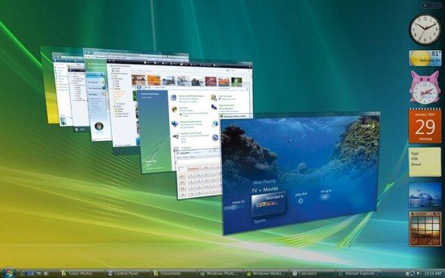 Lançamento do Windows Vista