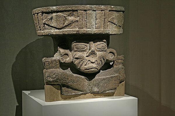 Huehueteotl, teotihuacan