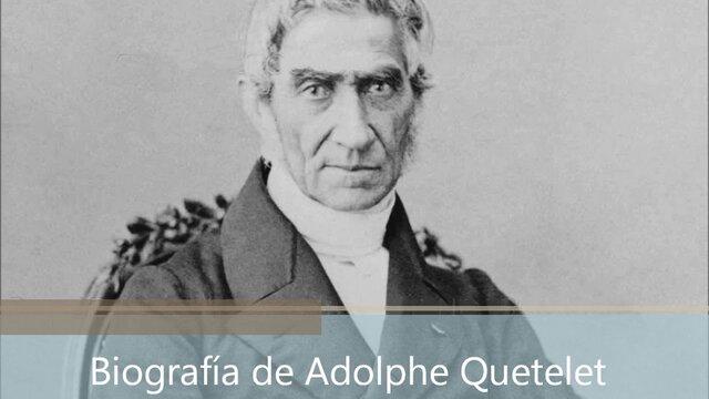 Adolph Quetelet