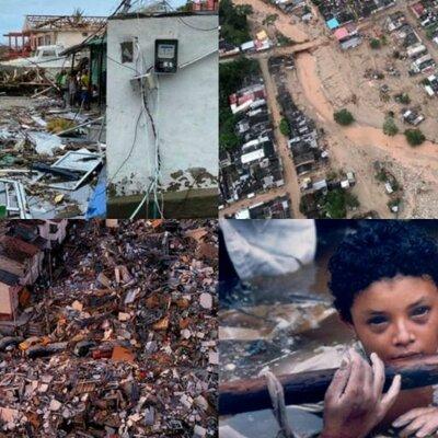 Desastres Naturales en Colombia timeline