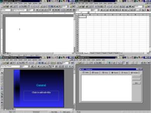 Office 95 (7,0)