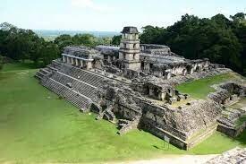 Las primeras ciudades mayas