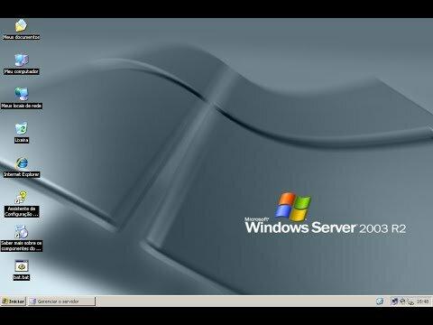Windows Server 2003 (NT 5.2)