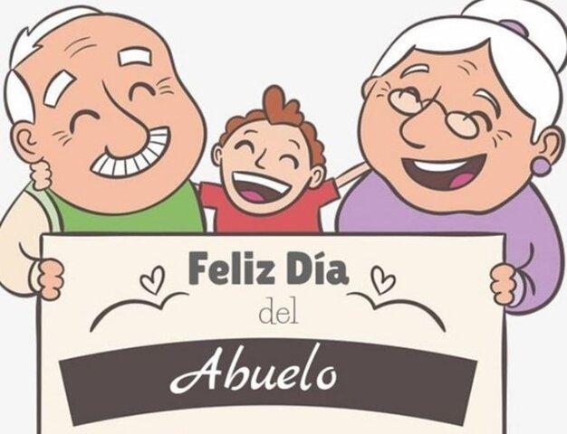 Día Nacional de la persona mayor y del abuelo