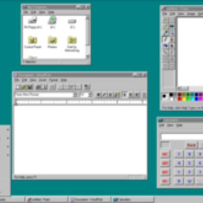 Historia do Windows timeline