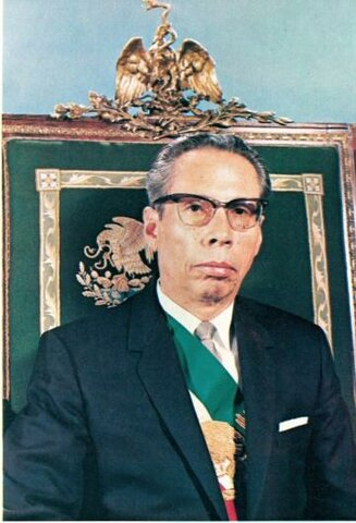 Gustavo Díaz Ordaz (1964 - 1970)