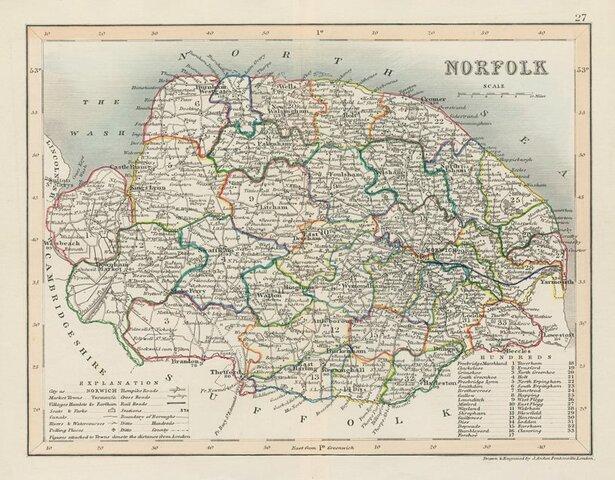 Anglia Oriental