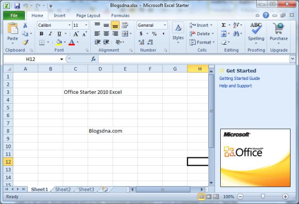 MS-Office 2010