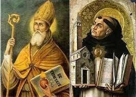 San Agustín y Santo Tomas