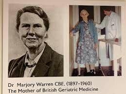 Marjory Warren. Aportaciones