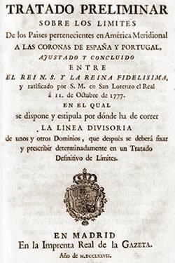 Segundo Tratado de San Idelfonso
