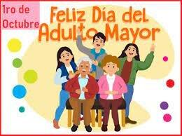 Dia Internacional del Adulto Mayor
