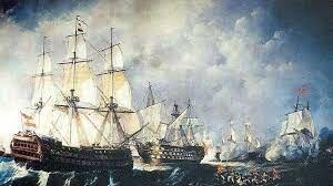 Batalla en el cabo San Vicente