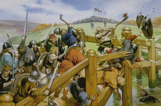 Fin de los Vikingos