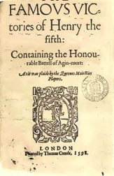 William Shakespeare's 1st plays