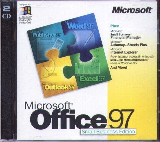 MS OFFICE 97