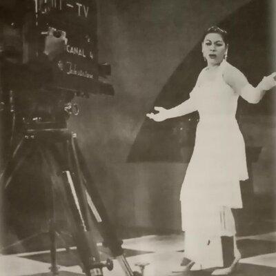 La Televisión dominicana en el siglo XX timeline