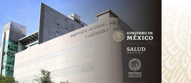 """Instituto de Nutrición """"Salvador Zubirán"""""""