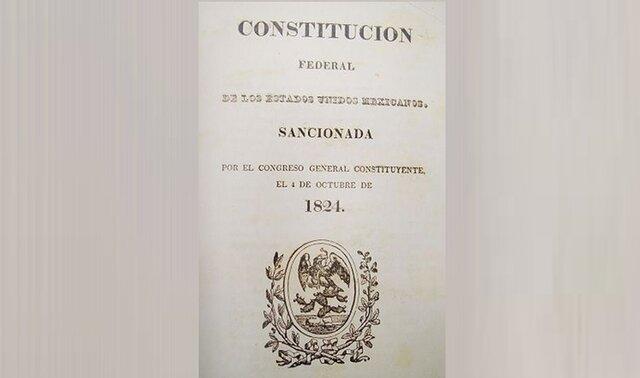 Primera Constitución Política de México