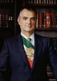 1982-1988 Miguel de la Madrid Hurtado