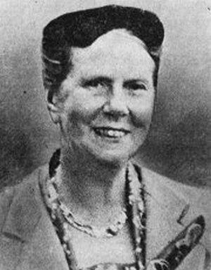 Marjory Winsome Warren