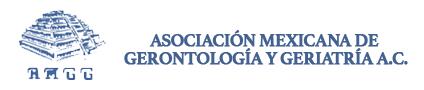 Asociación Mexicana de Geriatría y Gerontología (AMGG)