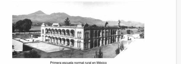 Escuela Normal fundada por Enrique C. Rébsamen en Jalapa