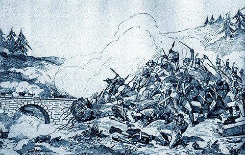 Batalla en el Puente de Calderón