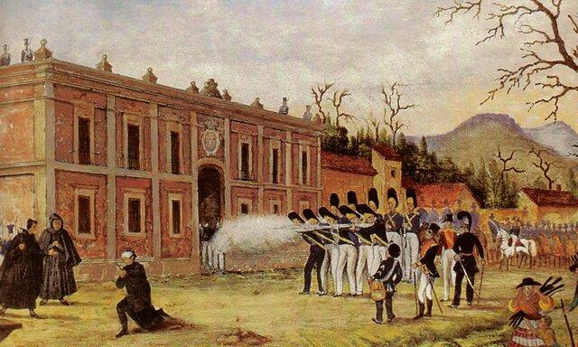 Ejecución de Morelos