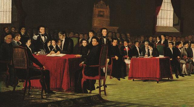 Primera constitución de Venezuela
