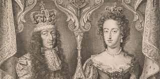 William and Mary Chosen