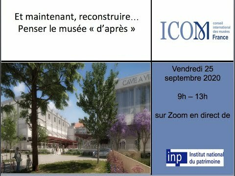 ICOM France  Conférence