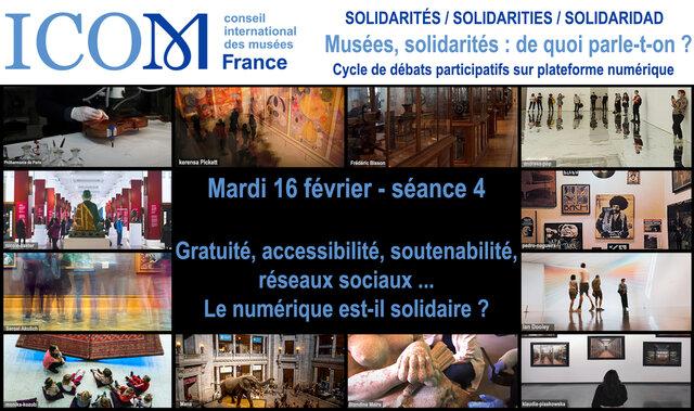 Conférence ICOM France