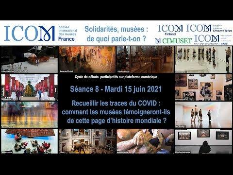 ICOM France-Grèce-Finlande-CIMUSET