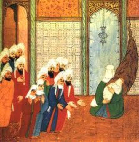 Nacimiento de Mahoma.