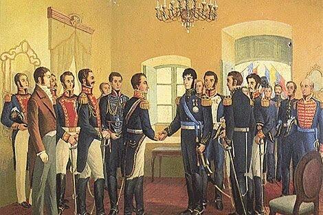 Independencia de la República de Paraguay