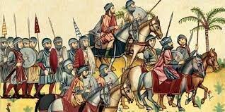 La invasión de los Visigodos