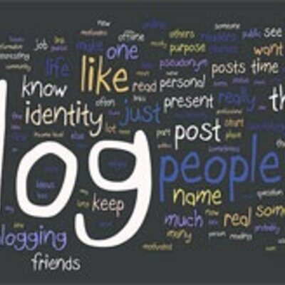 Blogs timeline