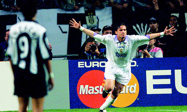 El Madrid vence a su gran fantasma