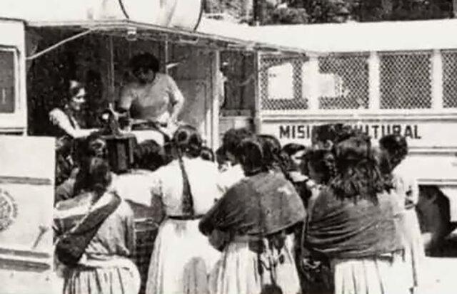 Misiones culturales 1923