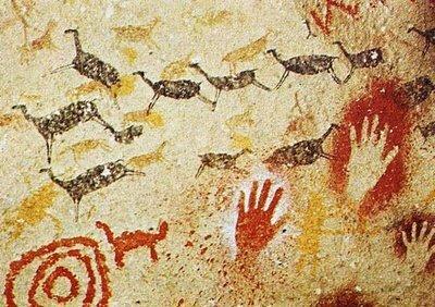 9000 e 8000 a.C. – Eras Paleolítica e Mesolítica